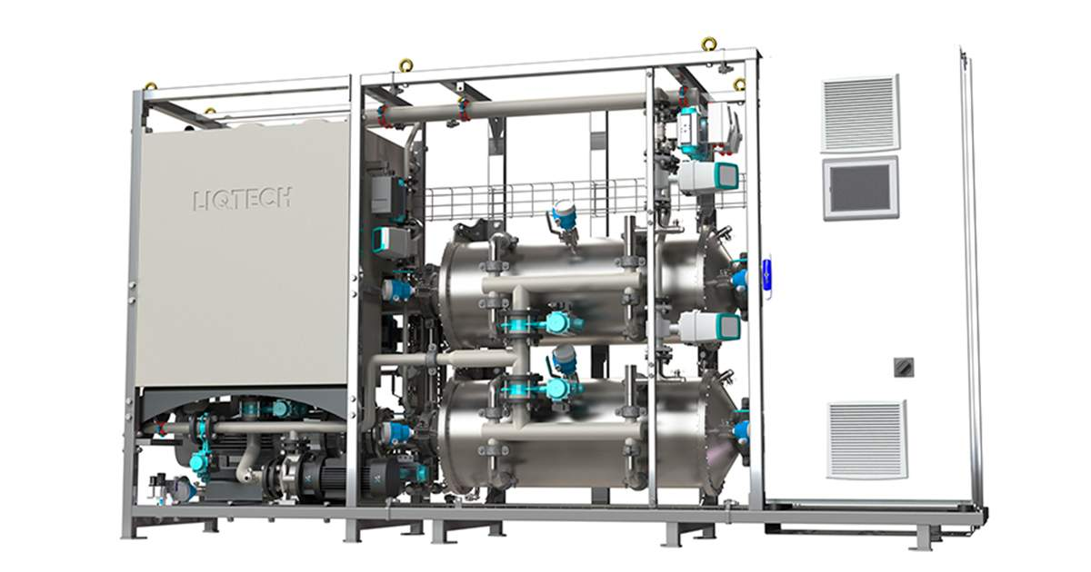 Marine Scrubber Wastewater System