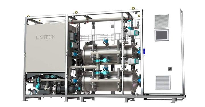 Open-Loop Scrubber Conversion - LiqTech Water
