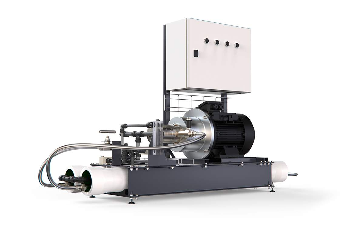 SWRO Desalination system - LiqTech