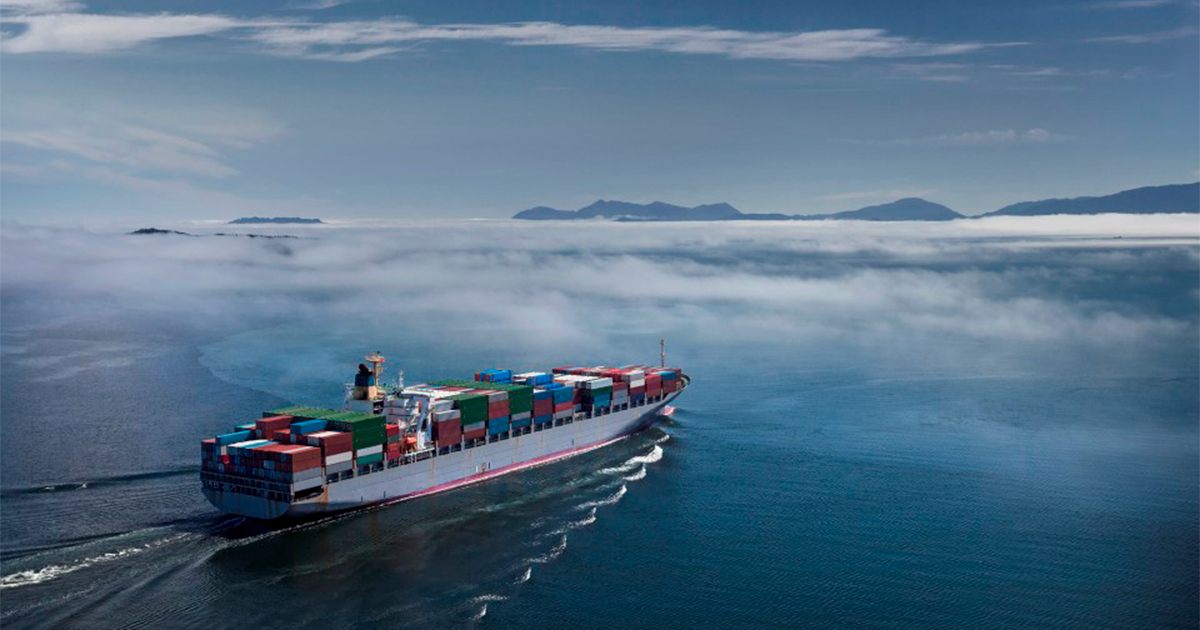 Green shipping - LiqTech Water